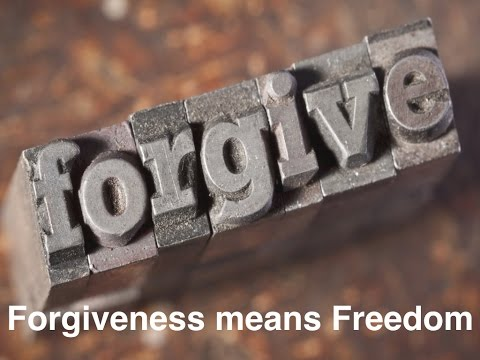 Romans 5:6-8 ~ Forgiveness means Freedom