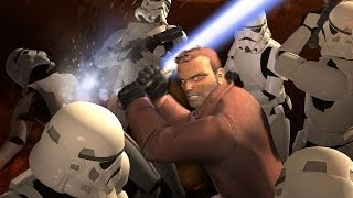 CGR Undertow - STAR WARS JEDI KNIGHT 2: JEDI OUTCAST review for PC