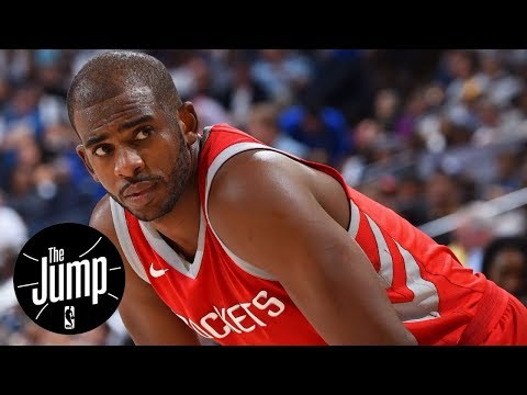 How will Chris Paul handle new role with Rockets? | The Jump | ESPN
