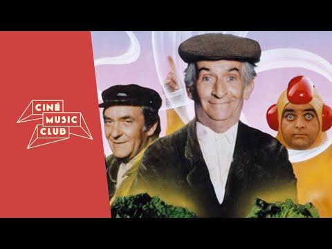 Raymond Lefèvre - La Soupe aux Choux (Générique) (musique du film