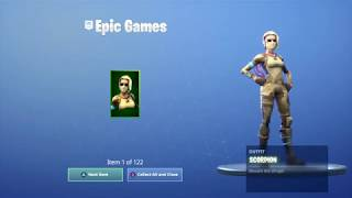 "Fortnite - Receiving my"" Account merge"" Items 3 MORE REFUNDS UNLOCKED!"