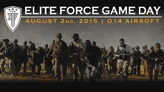 Elite Force Texas Weekend August 1st & 2nd - Airsoft GI