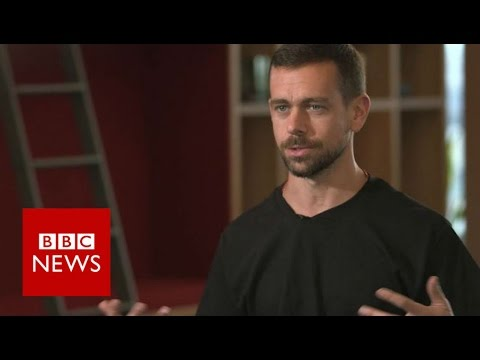 Twitter's Jack Dorsey explains 140 character changes - BBC News