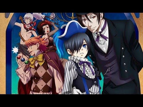 Anime North (Yaoi North) 18+ Black Butler After Dark Panel Part 1