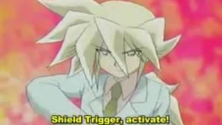 Zero Duel Masters: Shobu Vs Hakuoh (Subbed)