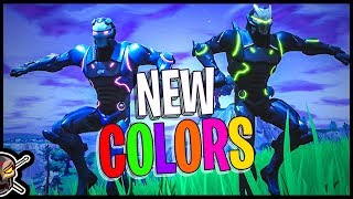New Colors for Omega & Carbide | Showcase - Fortnite