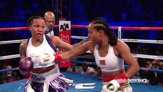 Fight highlights: Cecilia Braekhus vs. Kali Reis (HBO World Championship Boxing)
