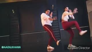 Aankh mare o ladki ankh mare dance cover song