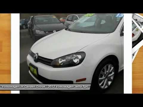 2013 Volkswagen Jetta SportWagen Garden Grove CA 18384