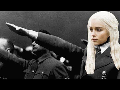 Ο Χίτλερ μαθαίνει για το τέλος του Game Of Thrones!!!