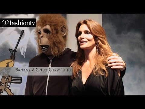 The Best Of Art Basel 2013 Miami Ft. Cindy Crawford | Shakira