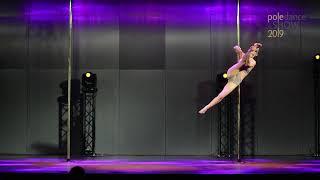 Anna Wiatkowska - Masters - Pole Dance Show 2019