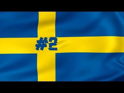 Hearts of Iron 4 Suedia #2-Controlam Scandinavia!