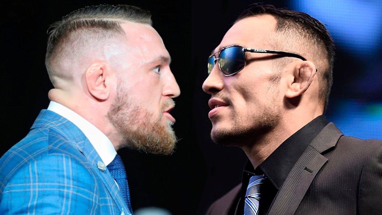 Бой Конор Макгрегор VS Тони Фергюсон на UFC 219