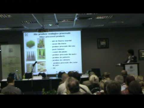 Teodora Aldescu, Consilier in cadrul MAPDR - Romanian Organic Forum - III