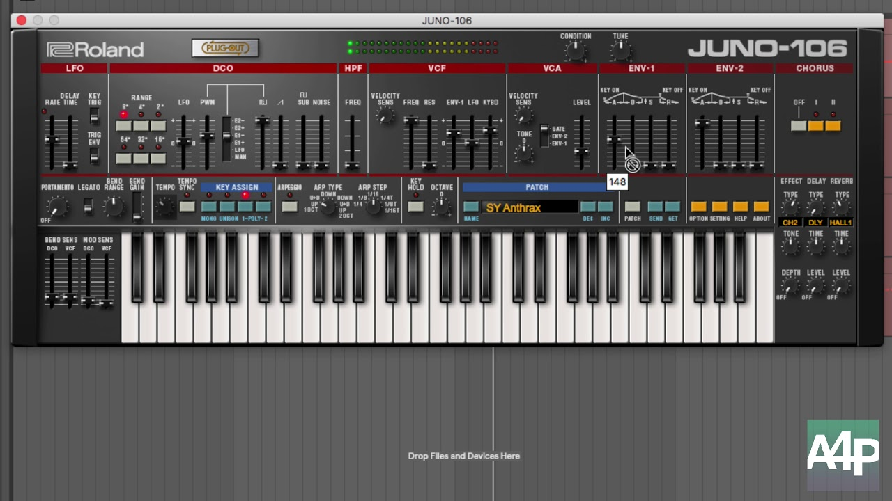 Initialize This #7: Roland Cloud Juno-106 – Appetite 4 Production Podcast