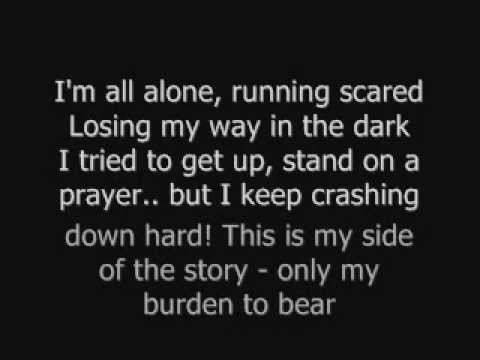 JT Hodges - My side of the story lyrics