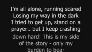JT Hodges - My side of the story lyrics