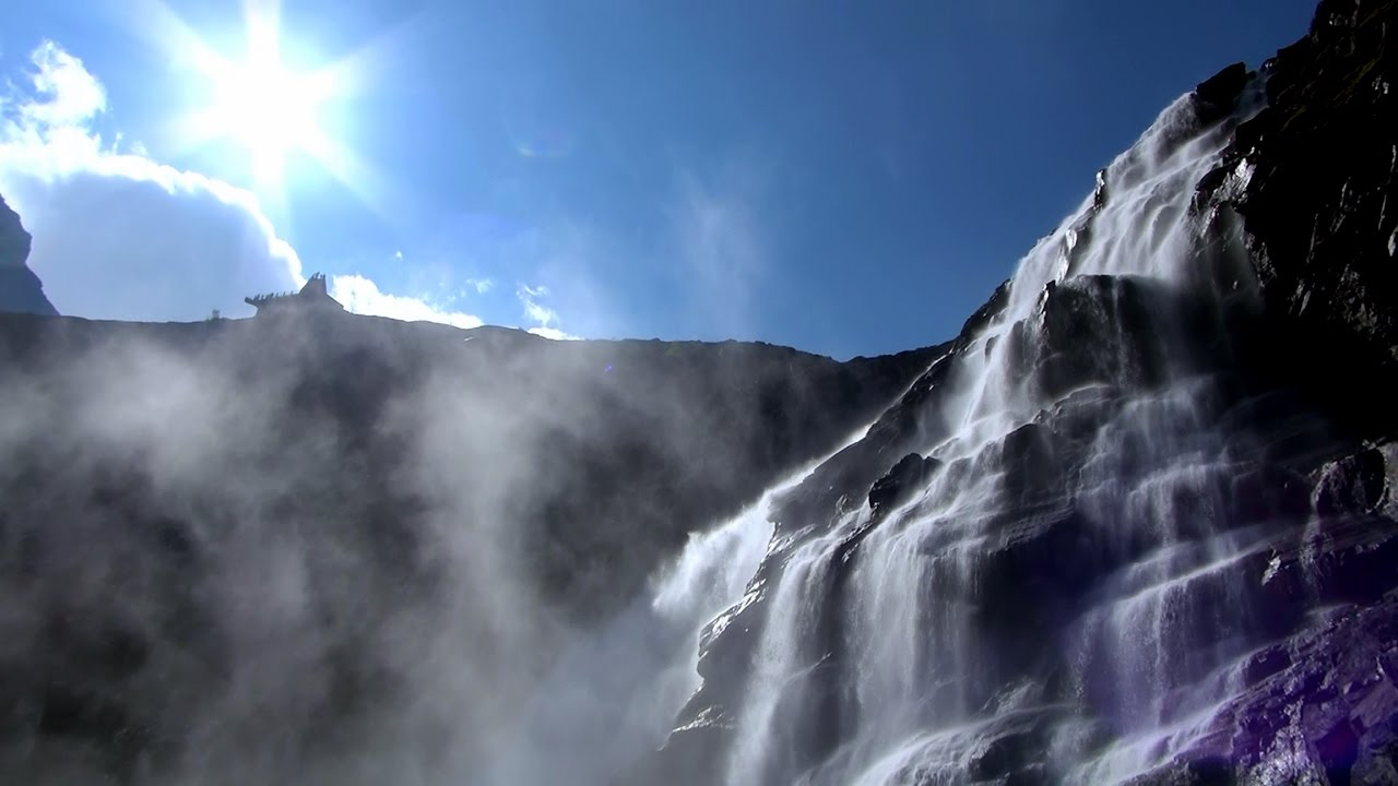 Trollstigen - Åndalsnes