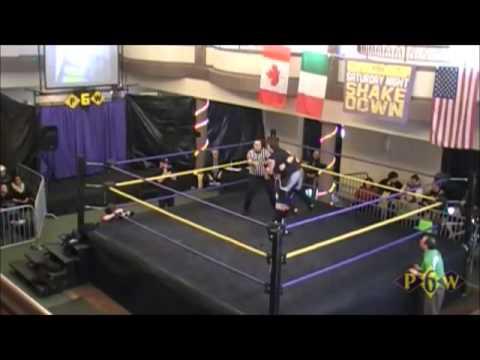 Pier 6 Wrestling Live! Fennway vs. Killer Kumpf
