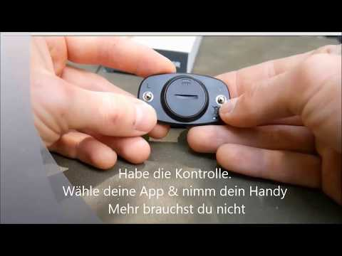 Pulsmessung ohne Brustgurt - TomTom Cardio GPS Uhr bei 21run.comиз YouTube · Длительность: 1 мин36 с