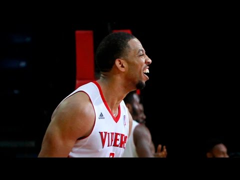 Darius Morris (23 Points, 11 Assists) Leads Vipers to NBA D-League Finals Game 1 Win