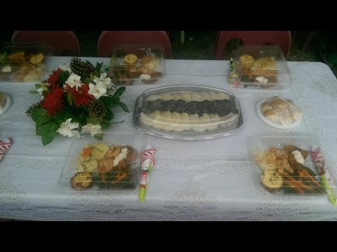 SIMPLE HEALTHY EATING | TONGA MISSION SDA CONFERENCE  | MA'A LAHI TV