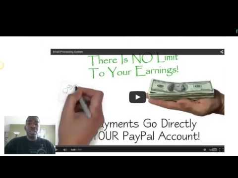 Email Processing System Review   Legit Online Income