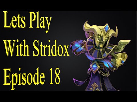 Castle Clash Lets Play With Stridox Ep 18 ( Immortep )