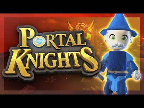 Portal Knights - Coal in the Hole