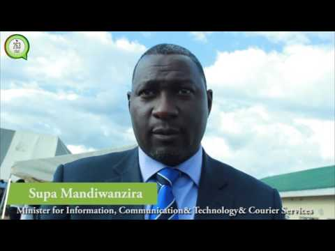 Supa Mandiwanzira launches the Supa Health Care for the Elderly in his constituency #263Chat