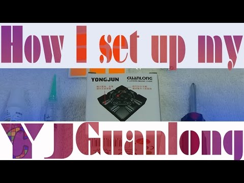How I Set Up My YJ Guanlong