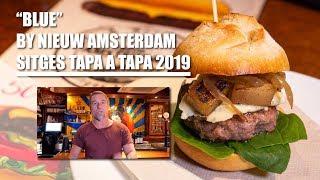 Nieuw Amsterdam Sitges Tapa a Tapa 2019 - Blue