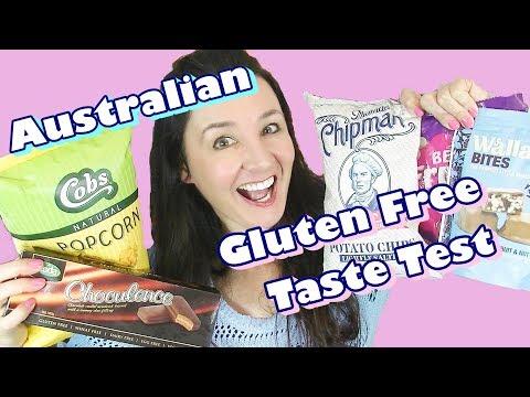 AUSTRALIAN Taste Test GLUTEN FREE Edition