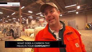 What does carbon tax mean in your community? | Outburst