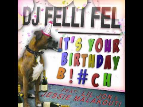dj felli birthday sex