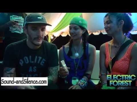 Interview with Bro Safari at Electric Forest 2014 // Sound & Silence Live