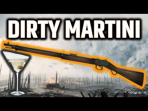 BATTLEFIELD 1 - MULTIPLAYER GAMEPLAY | DIRTY MARTINI IS BACK