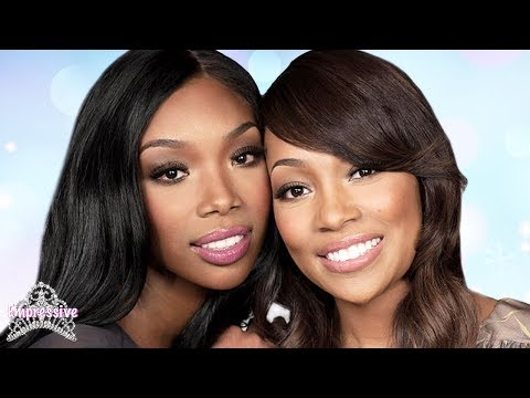 The Truth Behind Brandy And Monica's Feud