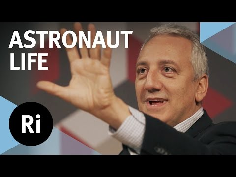 Interview with a Spaceman - with Mike Massimino