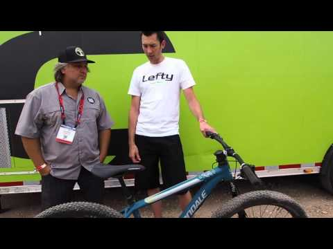 Chris introduces the 2016 Cannondale Beast of the East 27+ Plus Bike at Interbike 2105