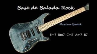 Video BASE DE BALADA ROCK EN Em PARA IMPROVISAR CON LA GUITARRA download MP3, 3GP, MP4, WEBM, AVI, FLV September 2018