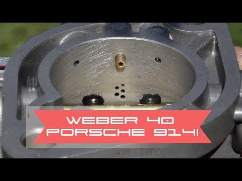 Tonella - Weber 40 do Porsche 914 do Filipe Neuparth!