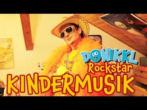 Kindermusik ♫ Kinderlieder ♫ ROCKSTAR ♫ DONIKKL