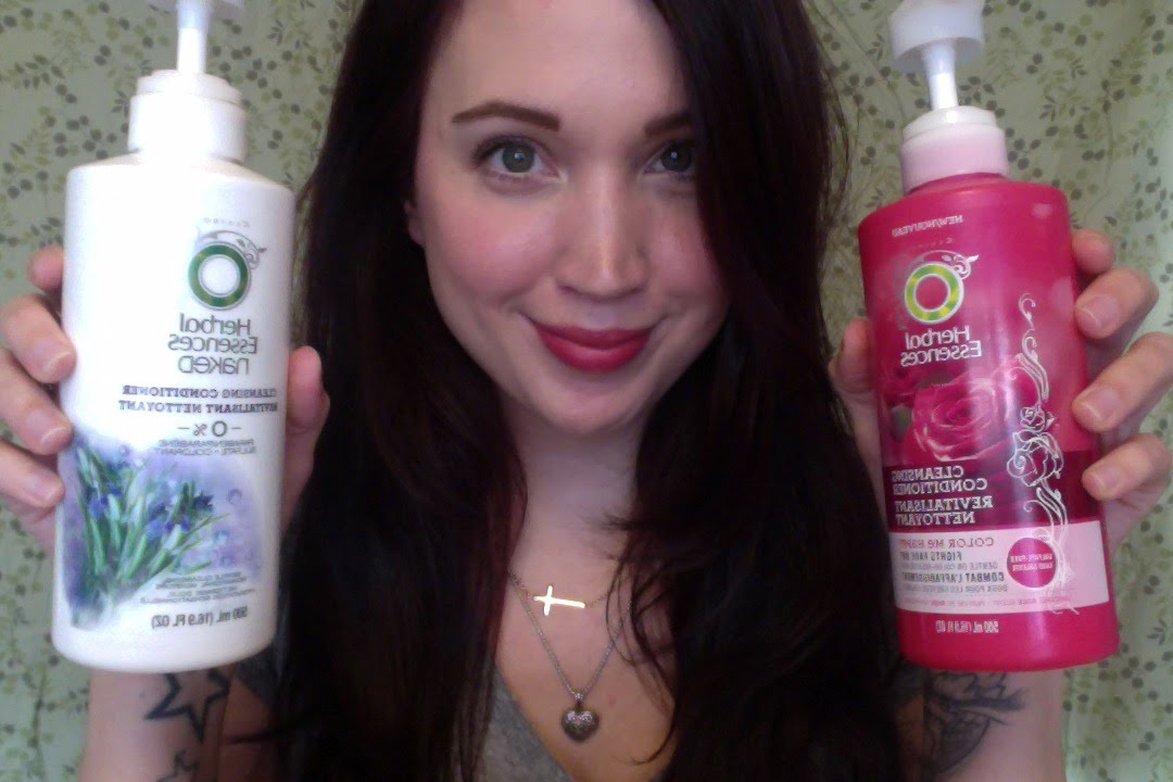 Herbal essences naked cleansing conditioner review picture 40