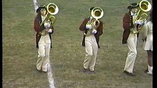 1987 MHS marching Band