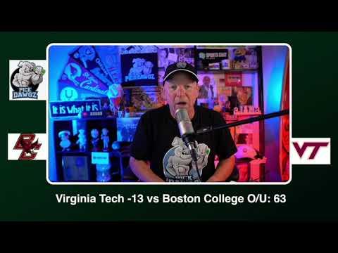 Virginia Tech vs Boston College Free College Football Pick and Prediction CFB Tips Saturday 10/17/20