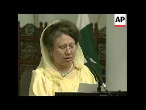 Bangladesh PM visits for economic cooperation talks, strengthening ties
