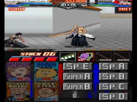 Bleach: Dark Souls ... (Nintendo DS) 60fps - YouTube