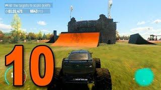 The Crew: Wild Run - Part 10 - Monster Truck Jumping (Walkthrough / Gameplay)